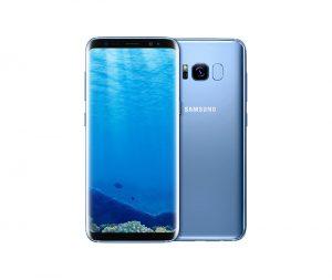 Galaxy S8 bleu