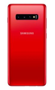 Samsung Galaxy S10+ Rouge
