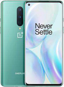 OnePlus 8 Vert