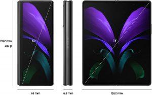 Avis Galaxy Z Fold 2 5G